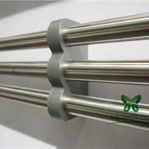 Mirror or Hairline Finish Stainless Steel Elevator Cabin Handrail-HM-HR005