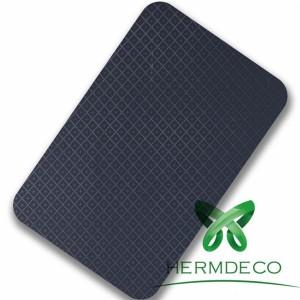 2018 Black Pattern Sheets meshgalvanized bo Decoration Nice-HM-069