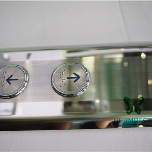 Аптовая Ліфт кабіны Cop Панэль кіравання Вытворчасць-HM-CDL001
