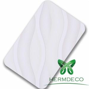 Hot Selling Free Sample 304L 316 Stainless Steel Sheet Laminating Sheet-HM-023