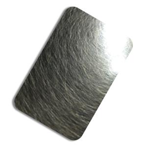 Foshan stainless steel co.ltd 201 304 316 430 BA finish pvd coating stainless steel vibration sheet with anti-fingerprint