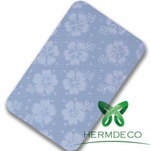 Blue Pattern Sheets meshgalvanized bo Decoration Nice-HM-075