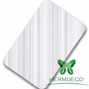 Foshan Lamination Finish 2018 White Quality Stainless Steel Sheet-HM-080