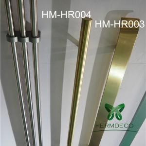 Elevator CompanyElevator Components SupplierElevator Stainless Steel Handrail-HM-HR004